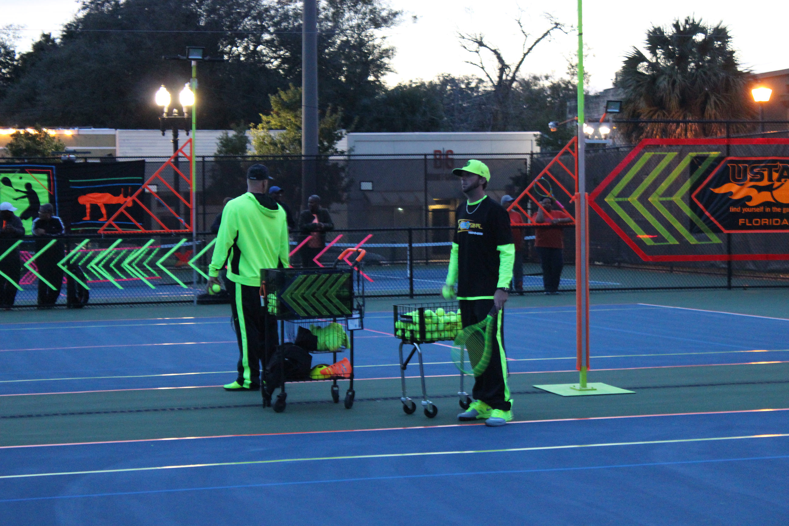Contact XGLOsive Tennis Team