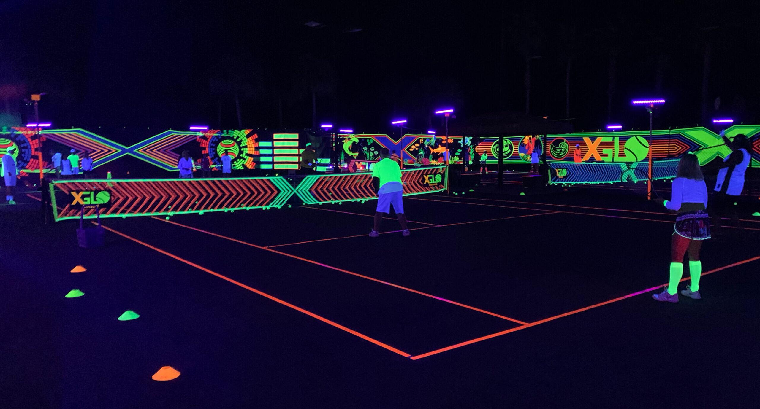 Xglo Tennis