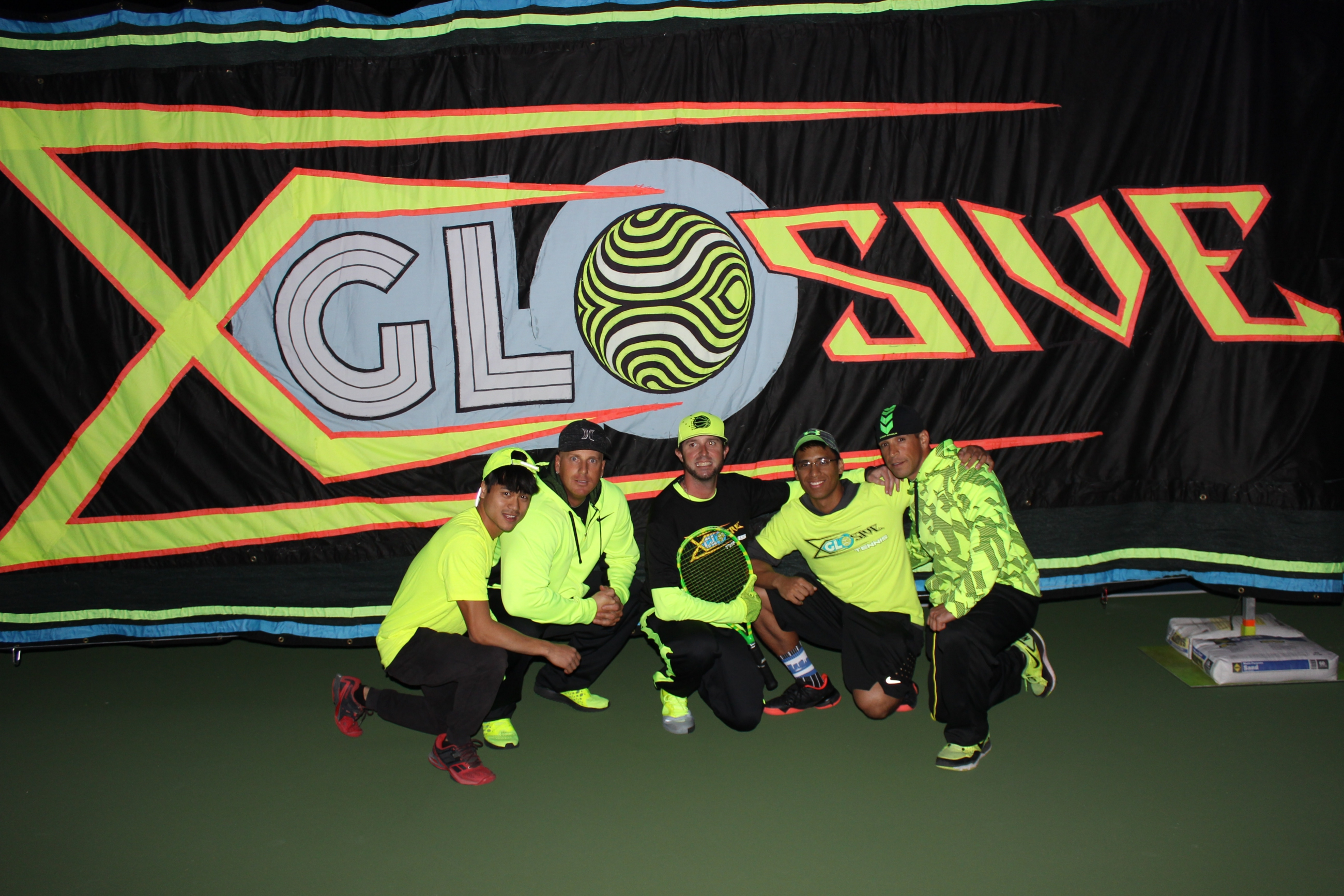 Xglosive Tennis Team