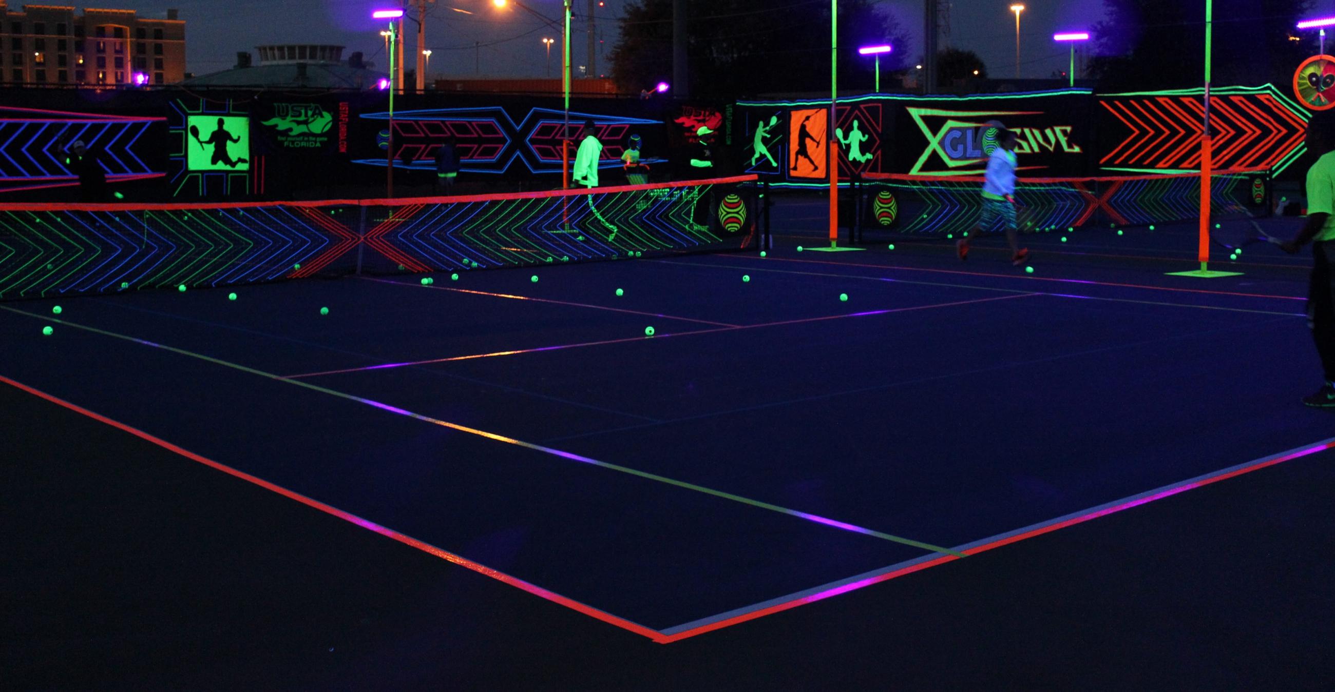 XGLOsive Tennis